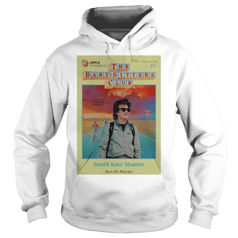 Stranger Things Baby Sitters Club Shirt