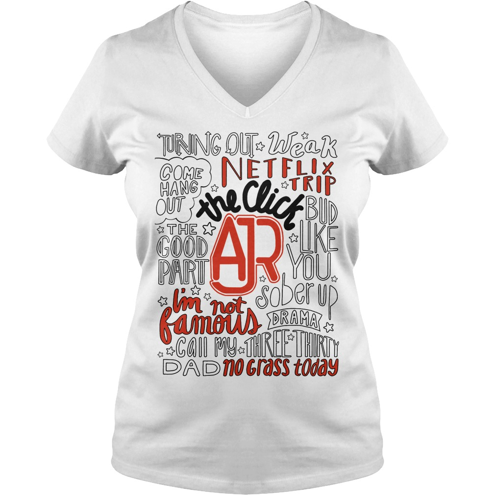 AJR The click shirt, hoodie, sweater and v-neck t-shirt