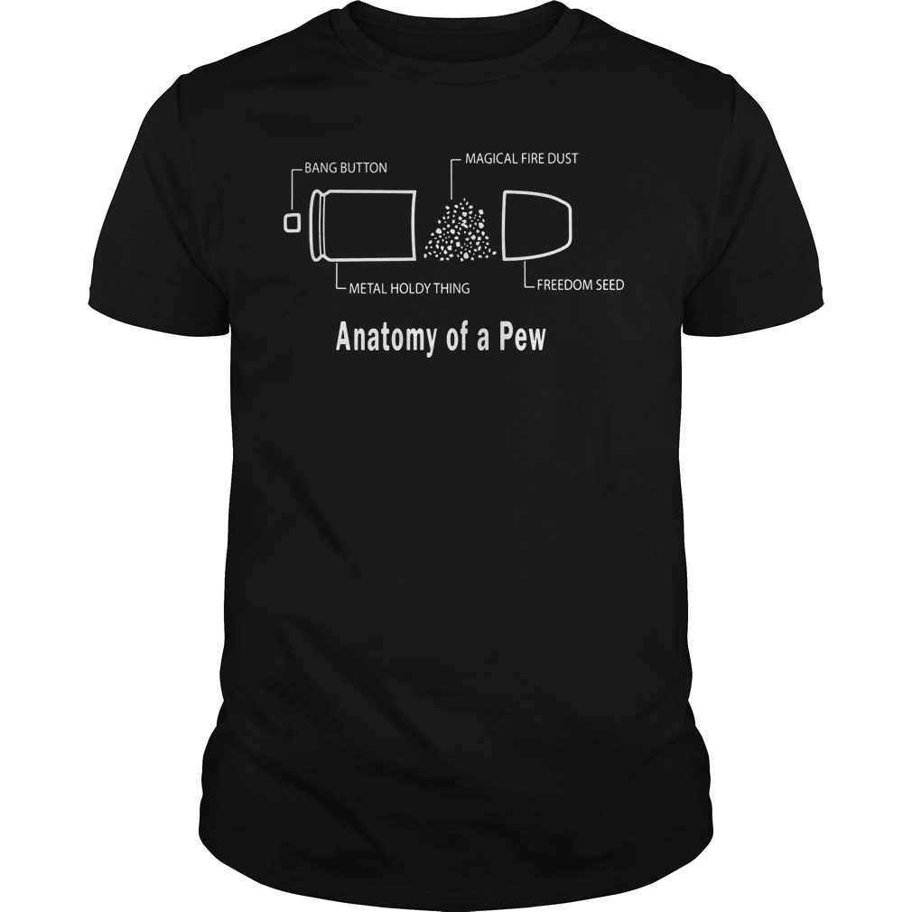Anatomy Pew Geometry Pews Case Shirt