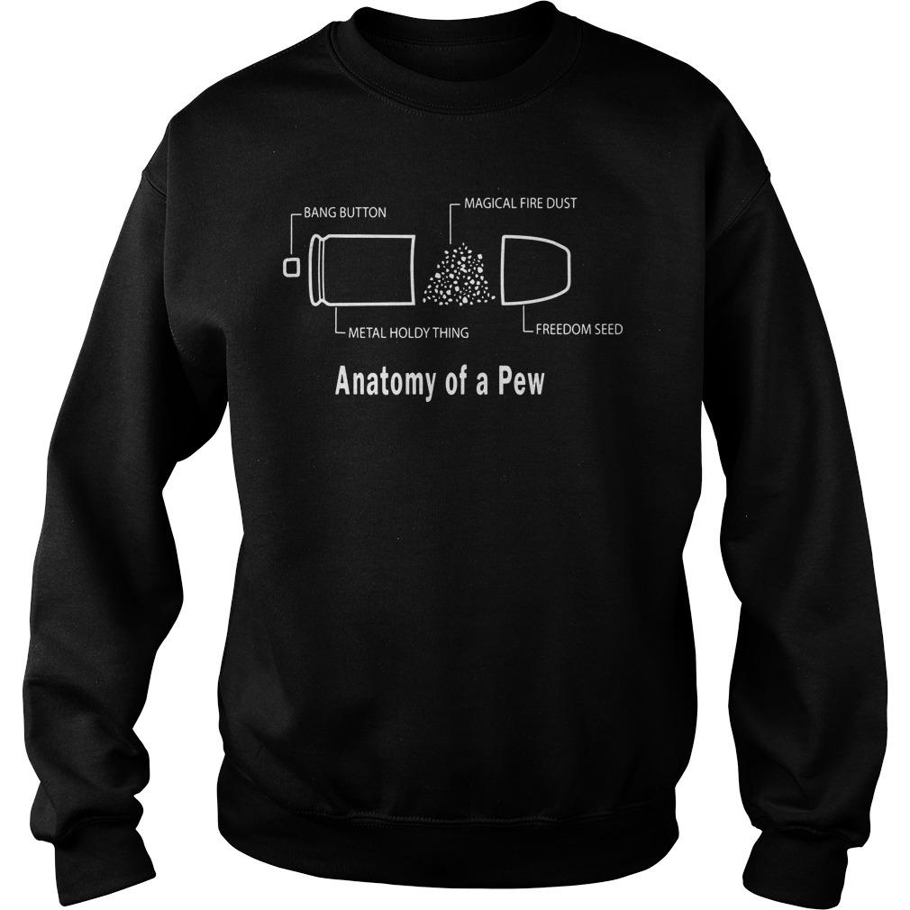 Anatomy Pew Geometry Pews Case Sweater