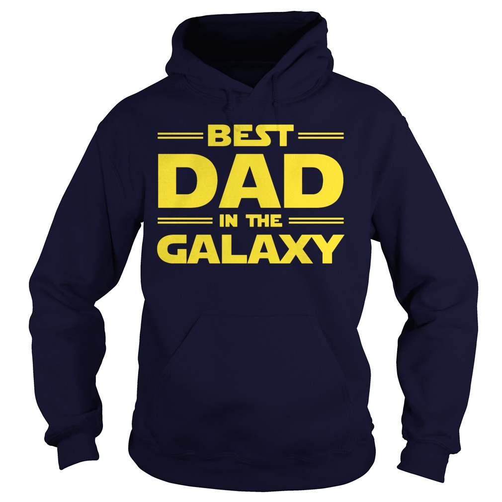 Best Dad Galaxy Sweater