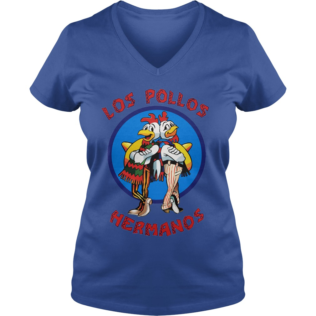 Breaking Bad: Los Pollos Hermanos Shirt, Hoodie, Sweater And V Neck T Shirt