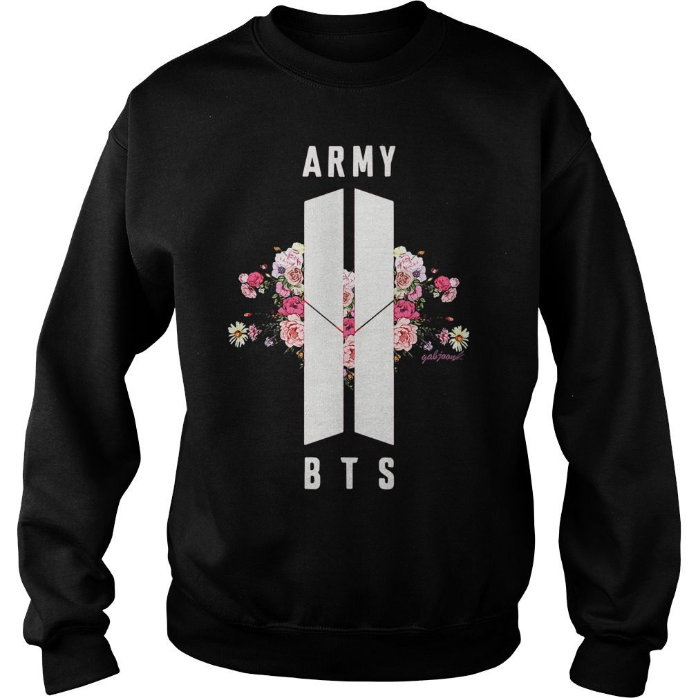 Bts Army Beyond Scene Logo Team Sweater
