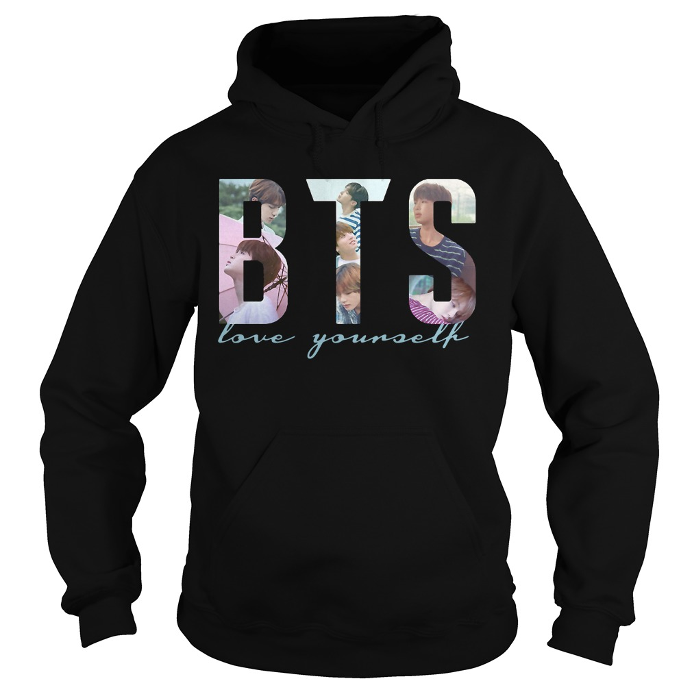 Bts Love Yourself Shirt, Hoodie, Sweater And V Neck T Shirt
