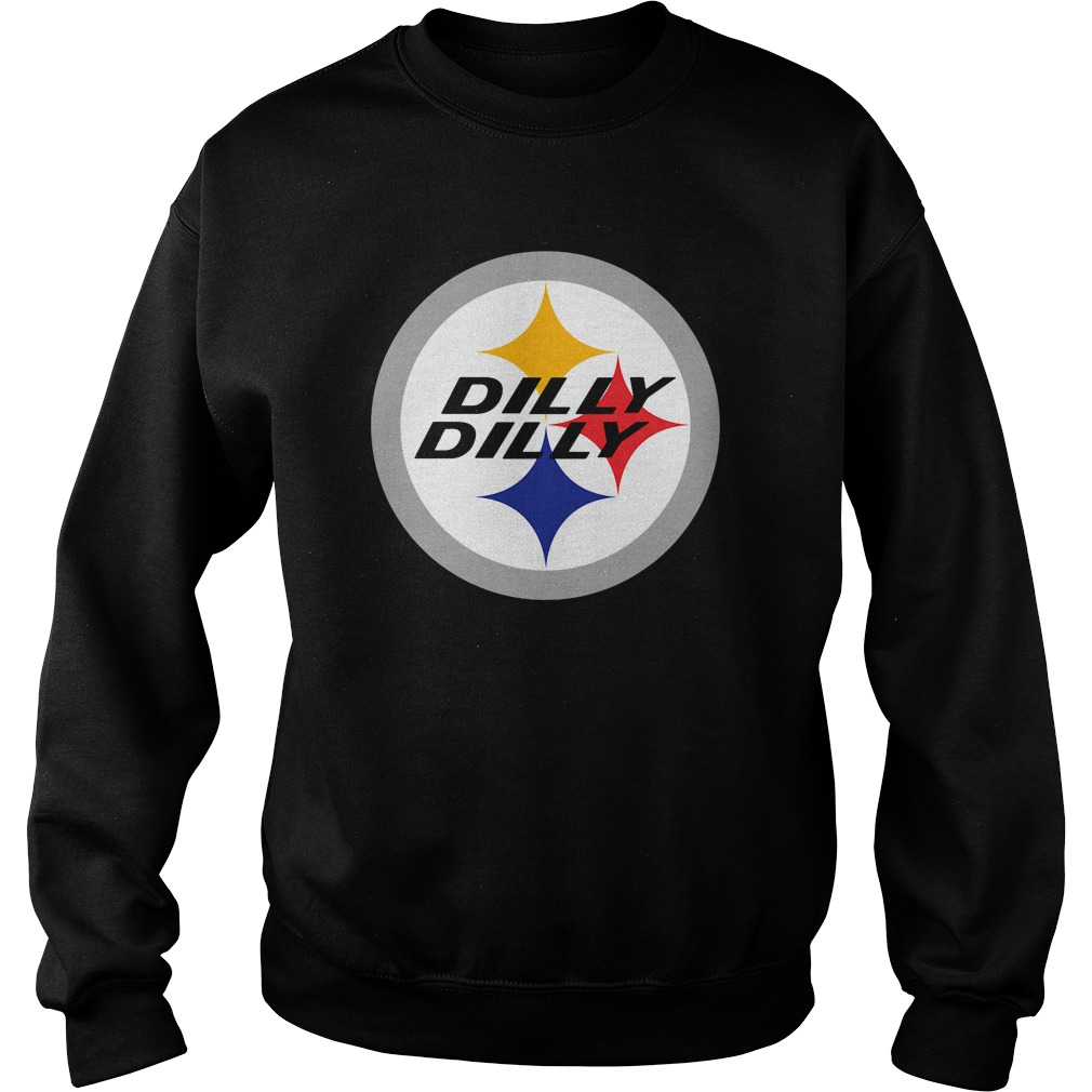 Bud Light Pit Of Misery The Sequel Dilly Dilly Pittsburgh Sweater