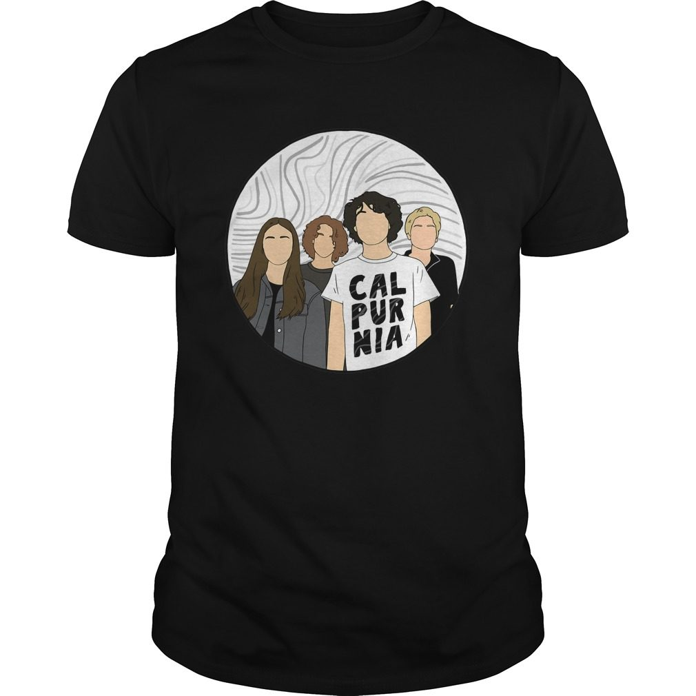 Calpurnia Band Shirt, Hoodie, Sweater And V Neck T Shirt