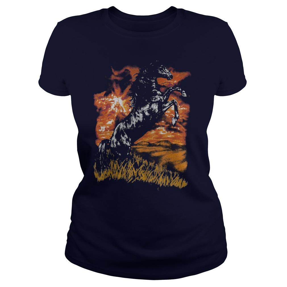 Charlie Horse Ladies tee