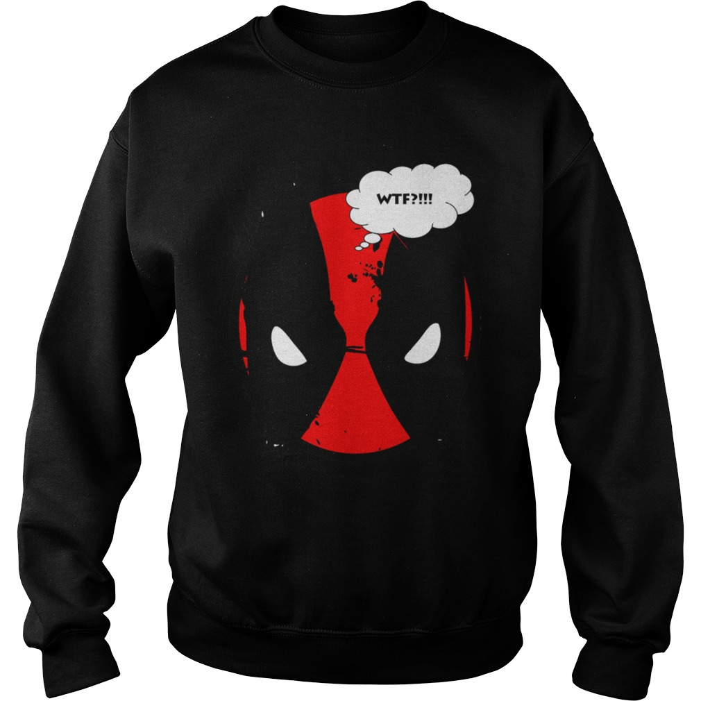 Dead Character Pool Sweater