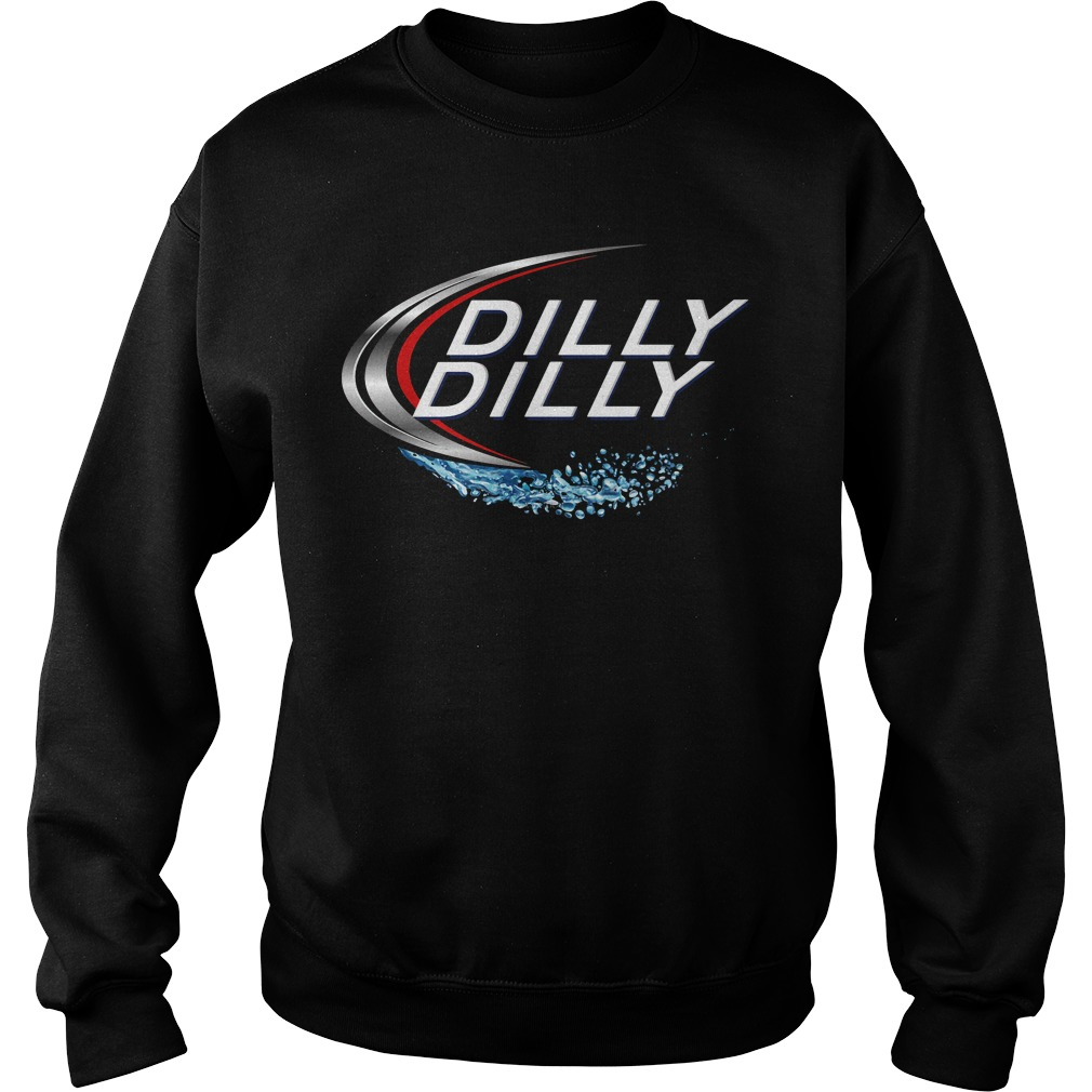 Dilly Dilly Bud Light Sweater