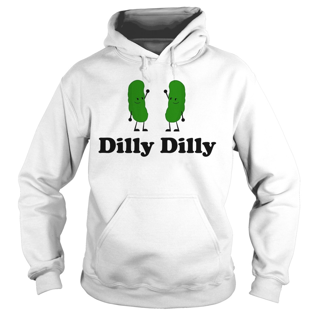Dilly Dilly Rick Morty Deliciously Hoodie