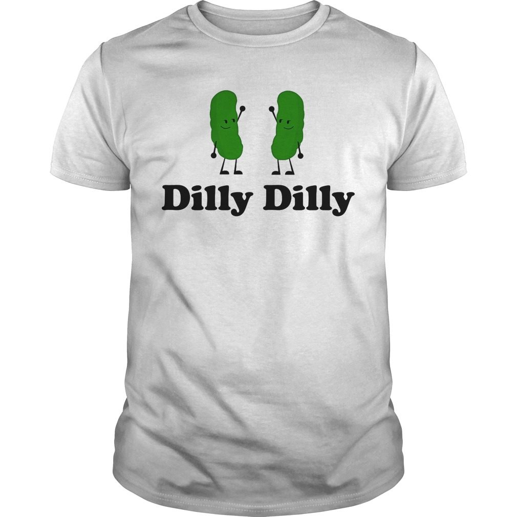 Dilly Dilly Rick Morty Deliciously Shirt