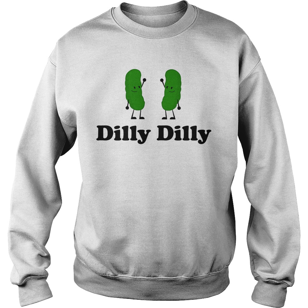 Dilly Dilly Rick Morty Deliciously Sweater