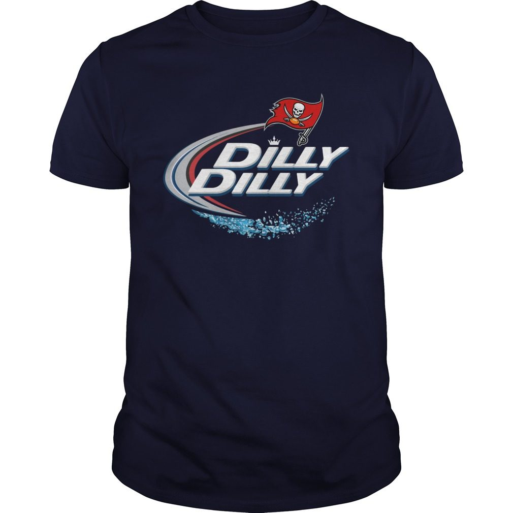 Dilly Dilly Tampa Bay Buccaneers Shirt