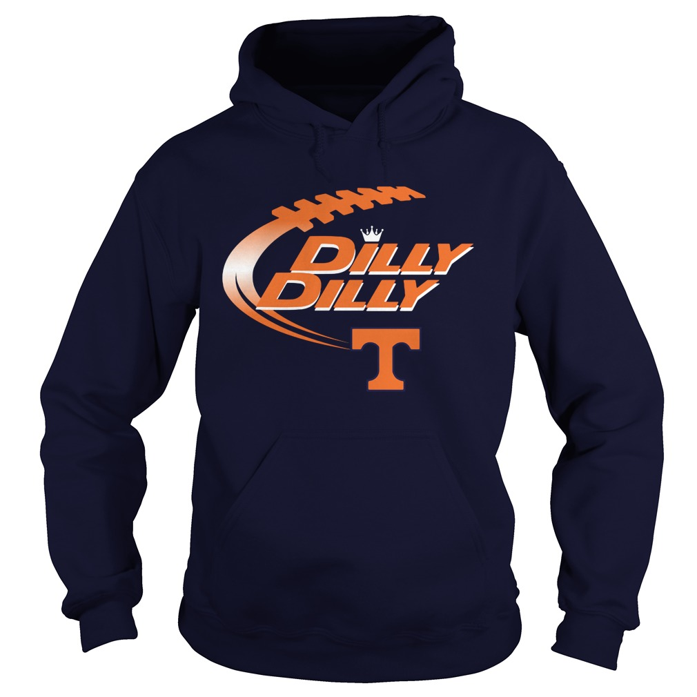 Dilly Dilly The Teague Lions Nfl American Football Bud Light Logo Hoodie