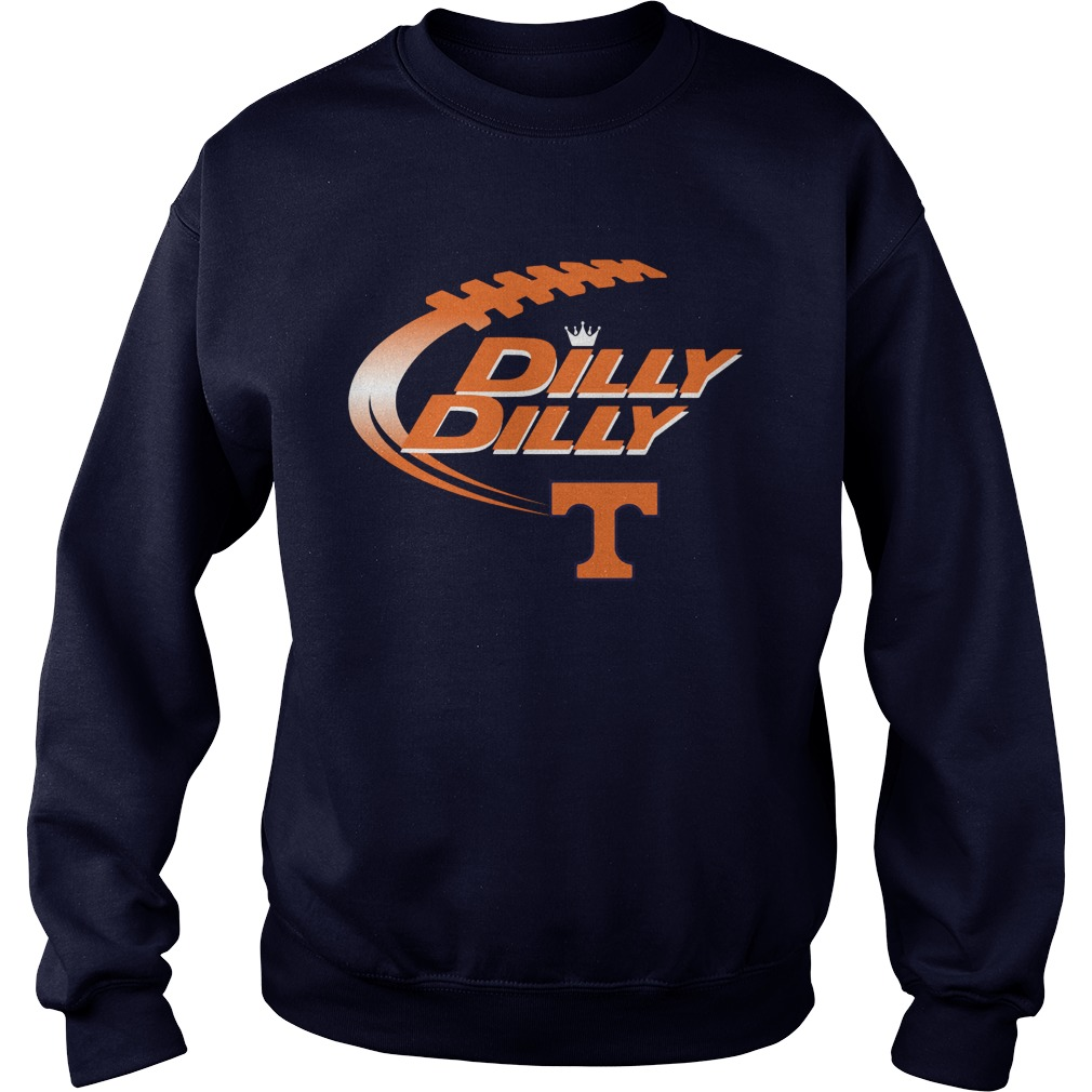 Dilly Dilly The Teague Lions Nfl American Football Bud Light Logo Sweater