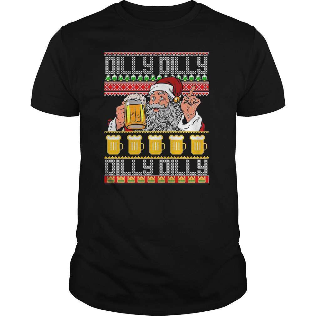 Dilly Dilly True Friend Crown Beer Funny Beer Crown Ugly Guys Shirt