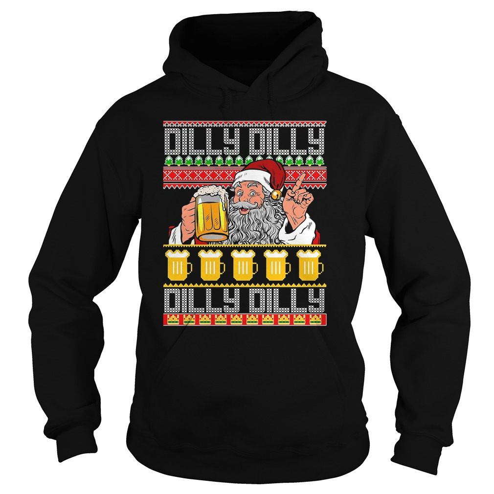 Dilly Dilly True Friend Crown Beer Funny Beer Crown Ugly Hoodie