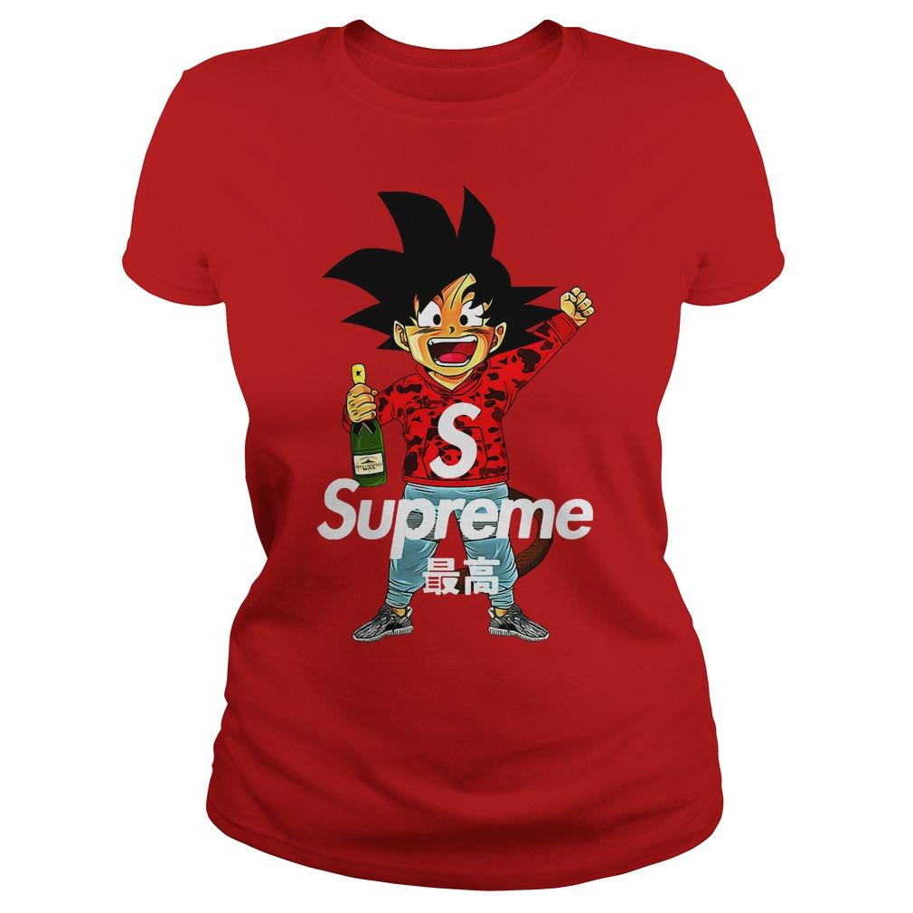 Dragon Ball Z: Goku Supreme Shirt