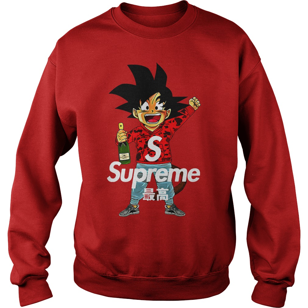 Dragon Ball Z Goku Supreme Shirt
