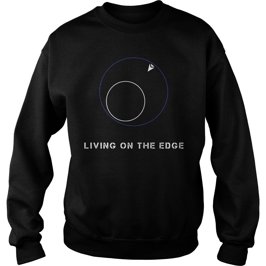 Fortnite Living On The Edge Shirt