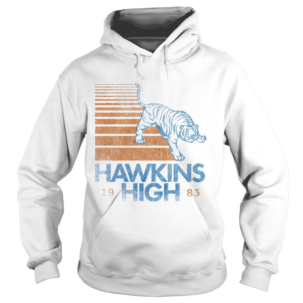 Hawkins High Stranger Things Shirt