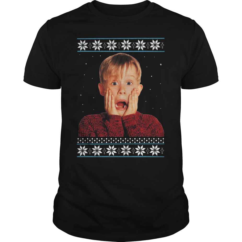 Home Alone Kevin Mccallister Ugly Sweatshirt