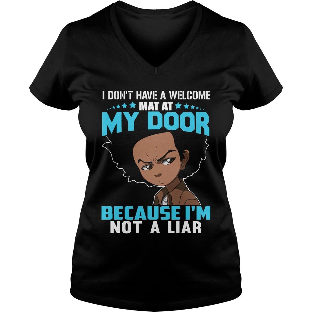 Im Not Liar V Neck T Shirt