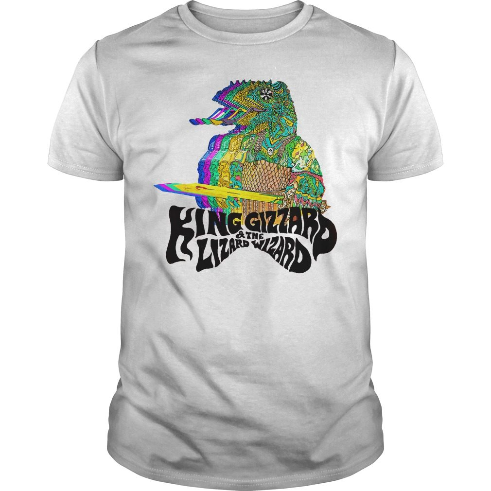 King Gizzard And The Lizard Wizard Shirt, Hoodie, Sweater And V Neck T Shirt