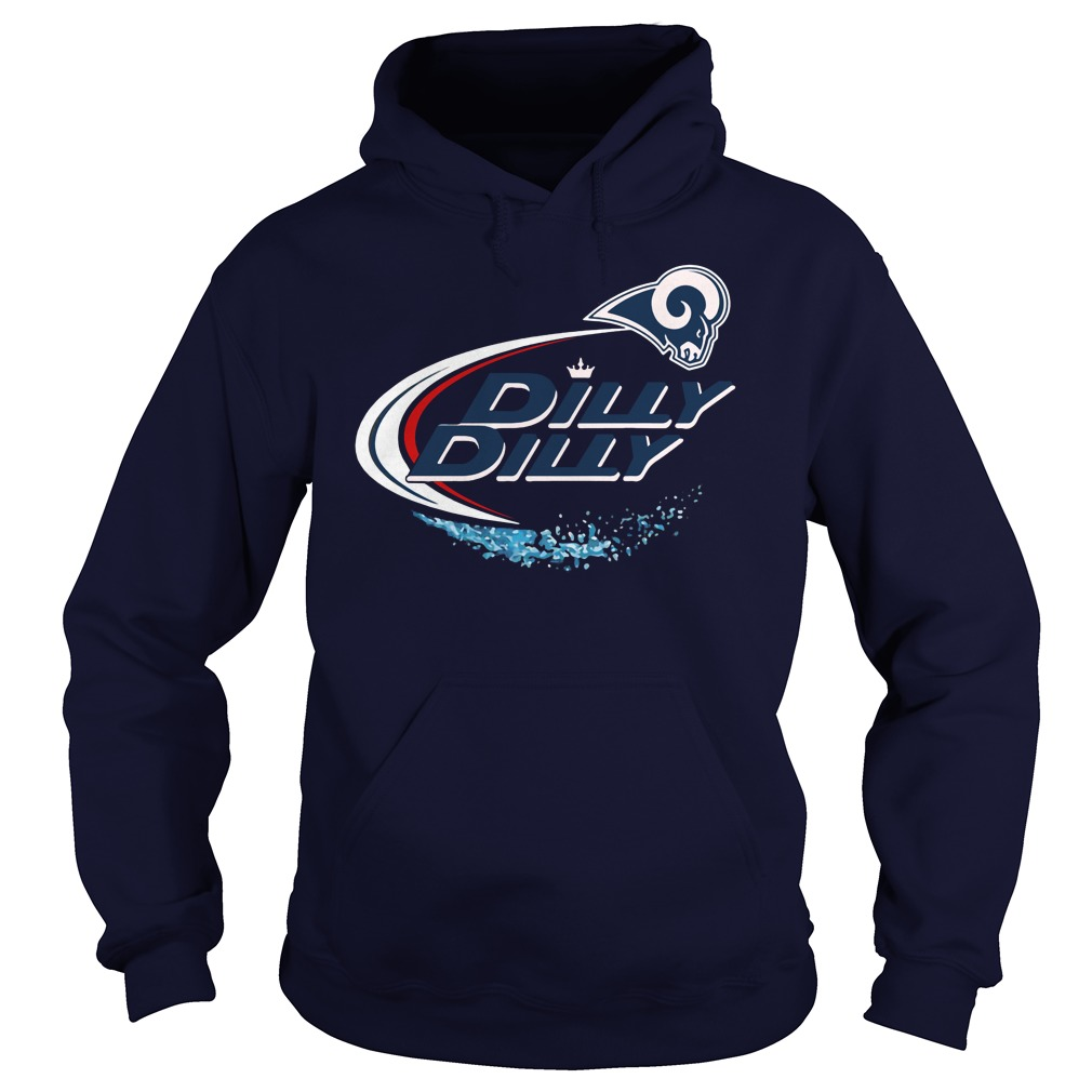 Los Angeles Rams Dilly Dilly Hoodie