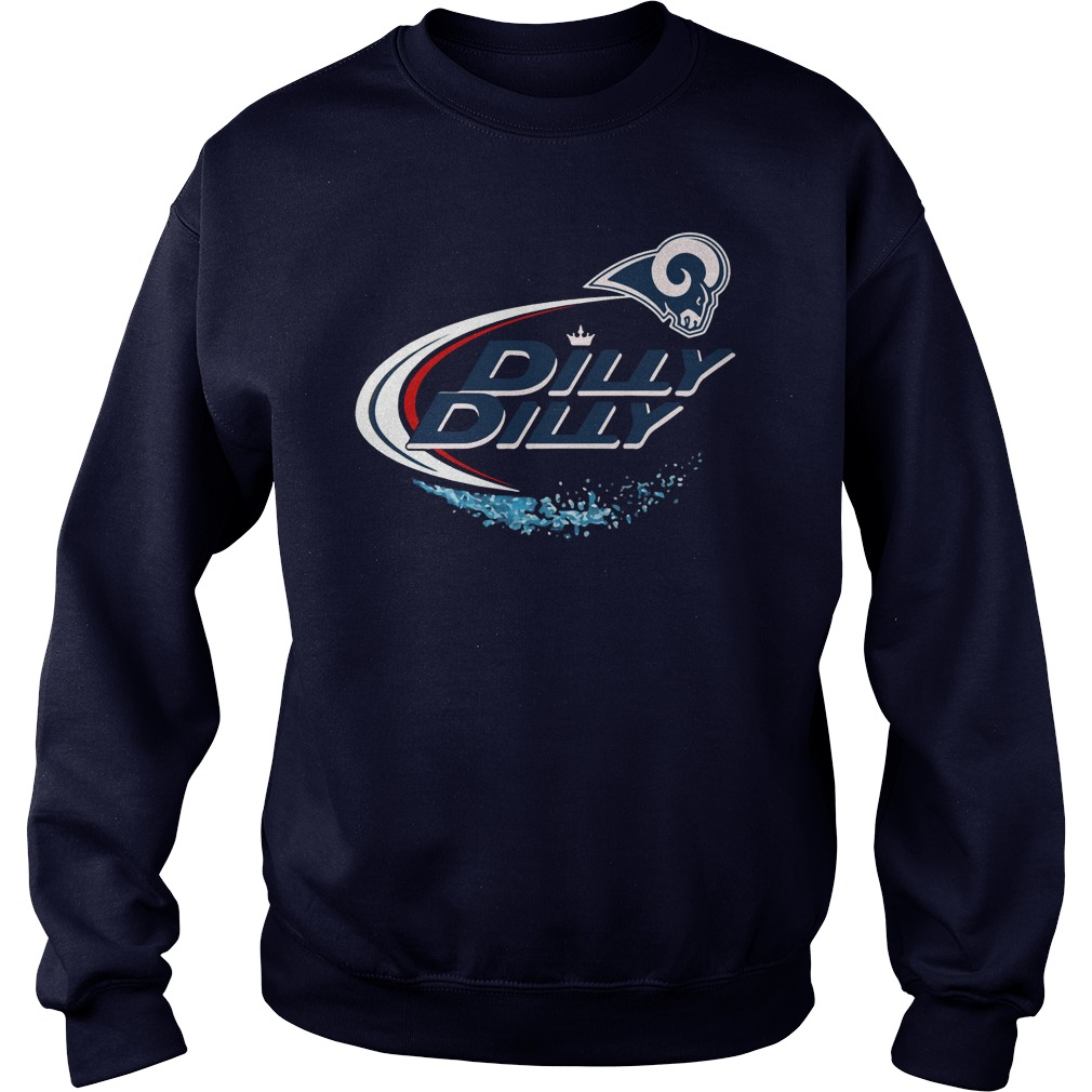 Los Angeles Rams Dilly Dilly Sweater