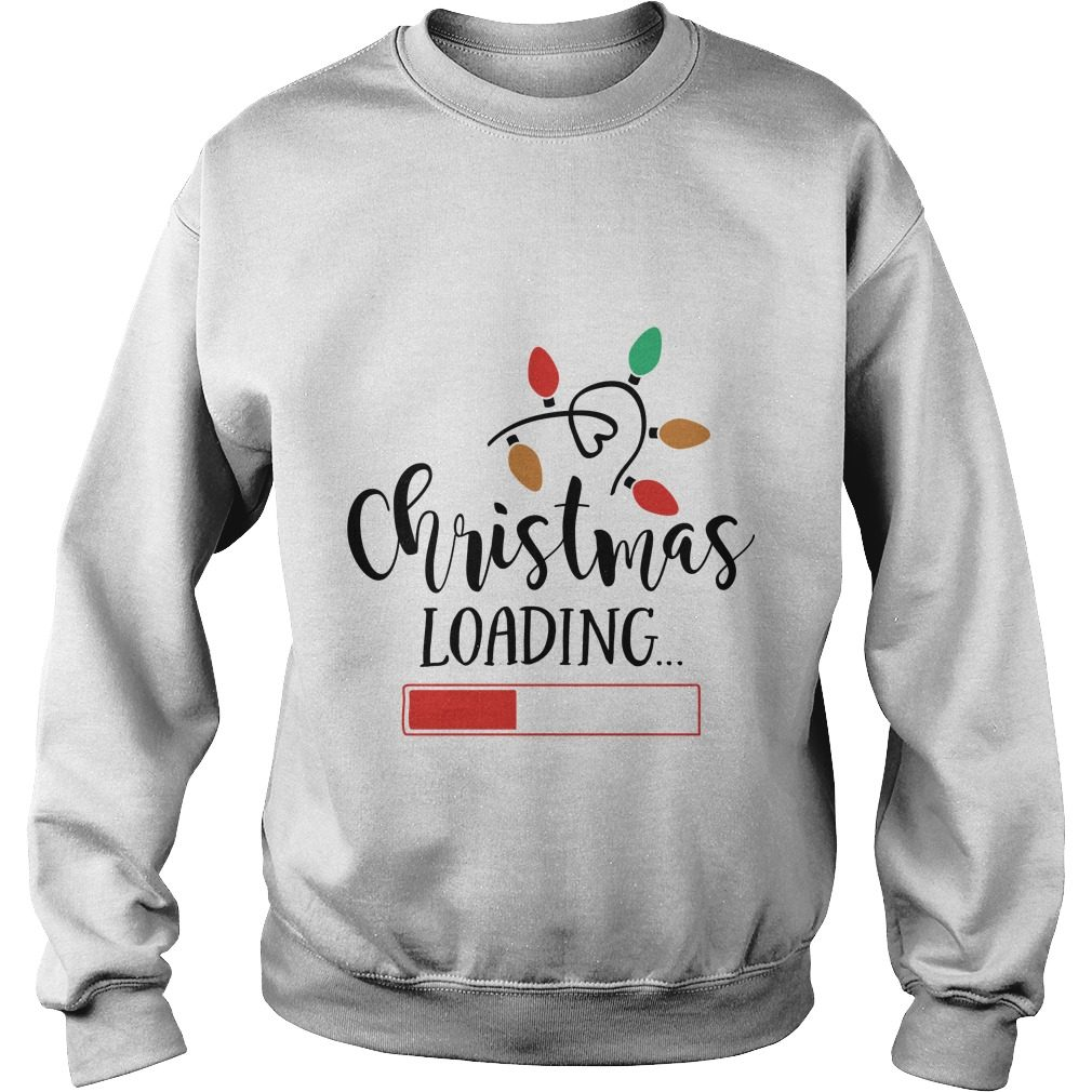 Marry Christmas Loading Sweater, Shirt, Hoodie And Longsleeve Tee
