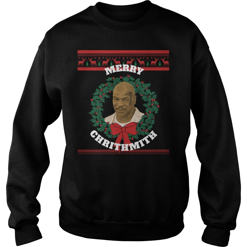 Merry Chrithmith Funny Christmas Ugly Sweater