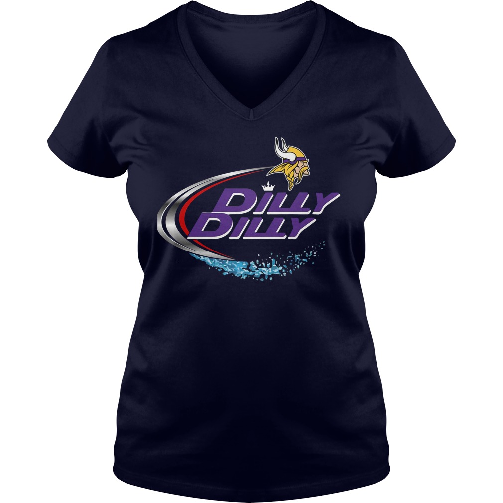 Minnesota Vikings Dilly Dilly Shirt, Hoodie, Sweater And V Neck T Shirt
