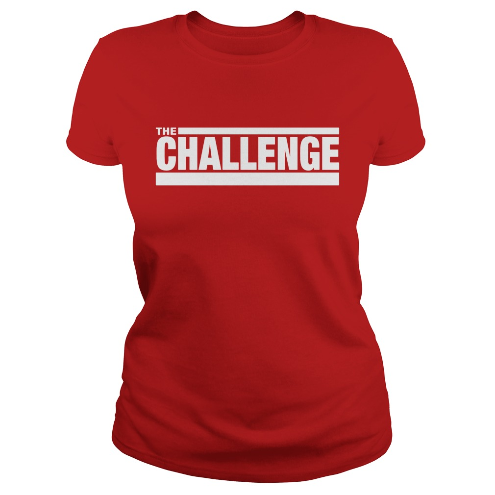 Mtv The Challenge Logo Shirt, Hoodie, Sweater And V Neck T Shirt