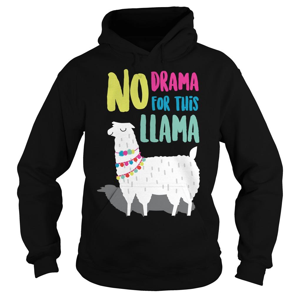 No Drama For This Llama Shirt