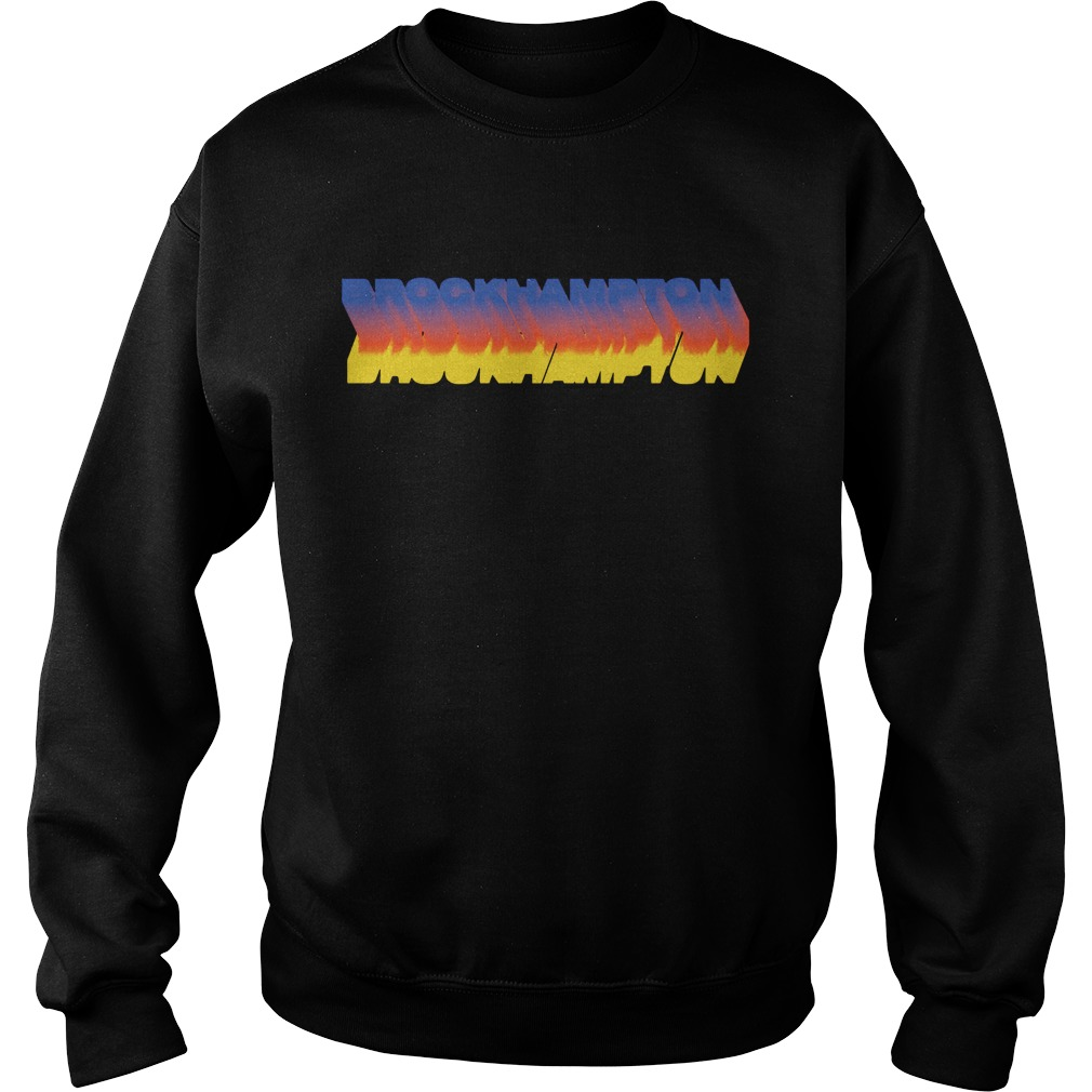 Official Brockhampton Shirt