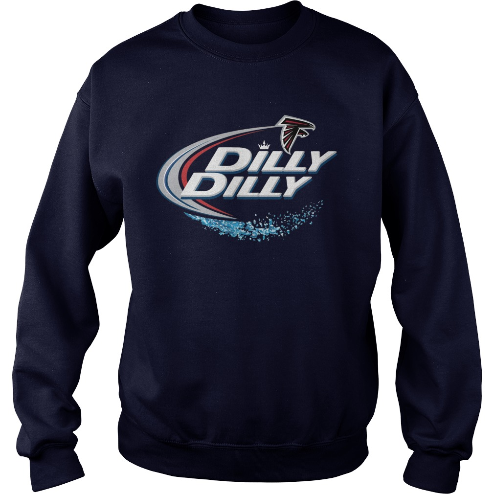 Official Dilly Dilly Atlanta Falcons Shirt, Hoodie, Sweater And V Neck T Shirt