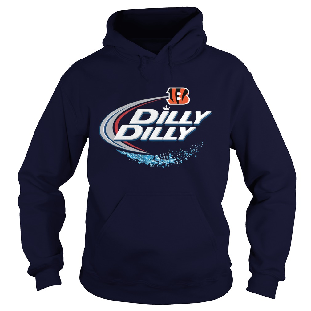 Official Dilly Dilly Cincinnati Bengals Hoodie