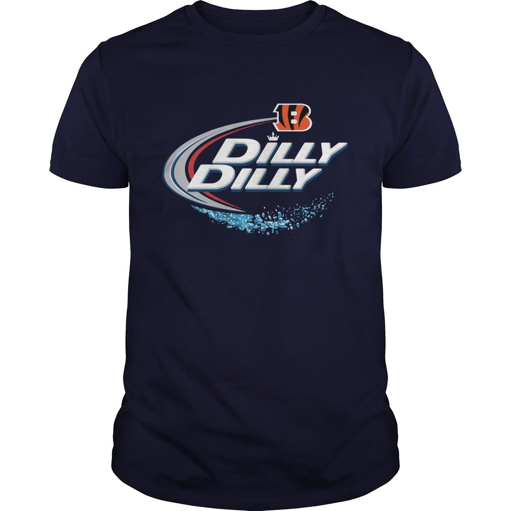 Official Dilly Dilly Cincinnati Bengals Shirt