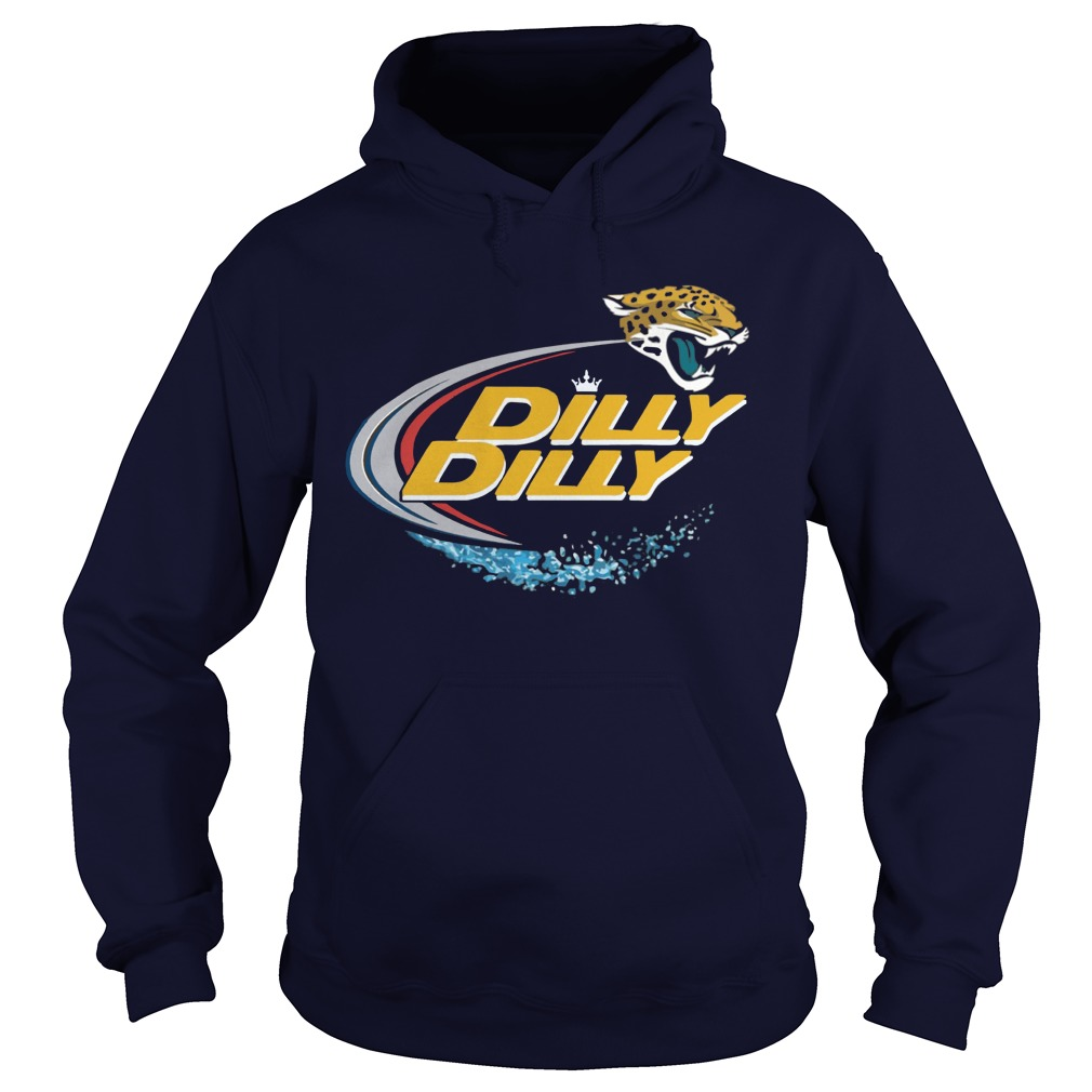 Official Dilly Dilly Jacksonville Jaguars Hoodie
