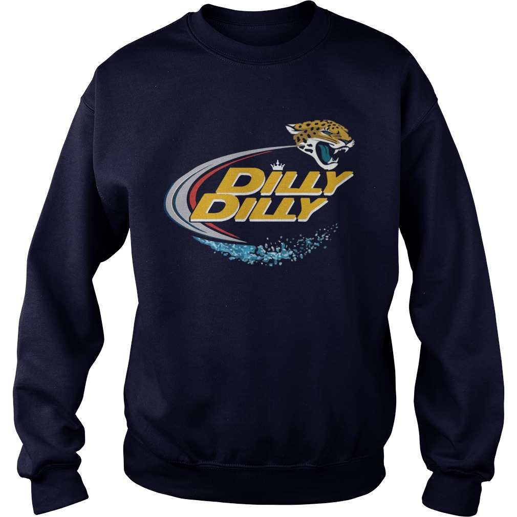 Official Dilly Dilly Jacksonville Jaguars Sweater