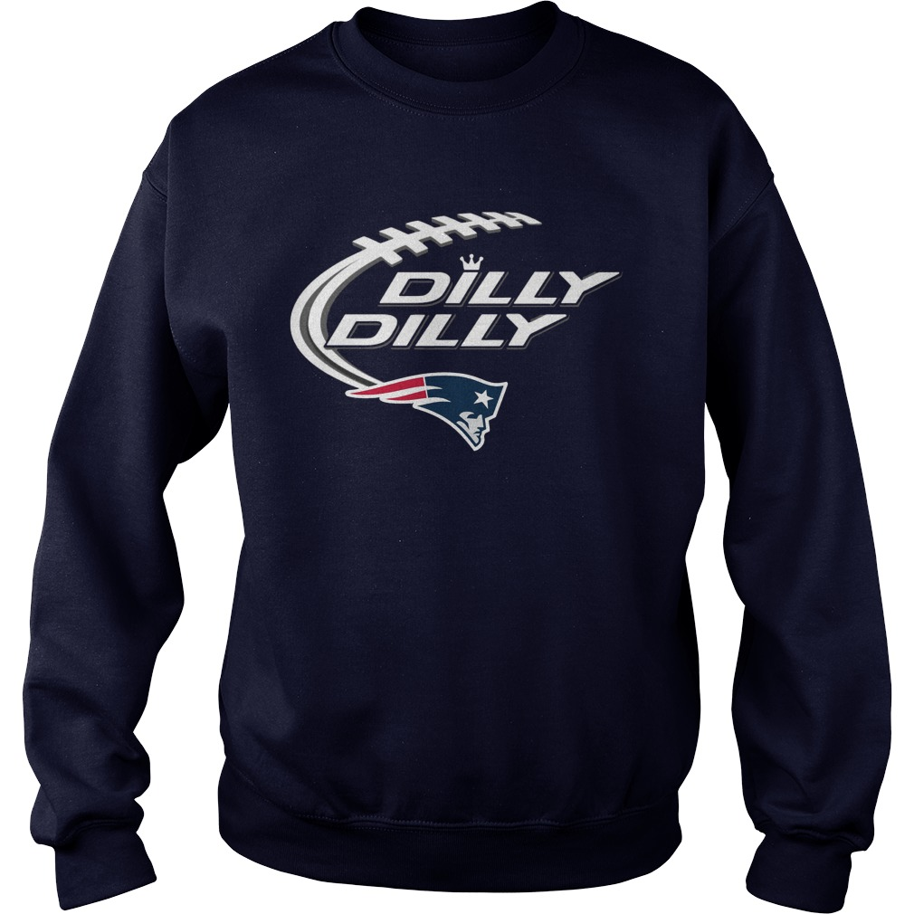 Official Dilly Dilly New England Patriots Sweater