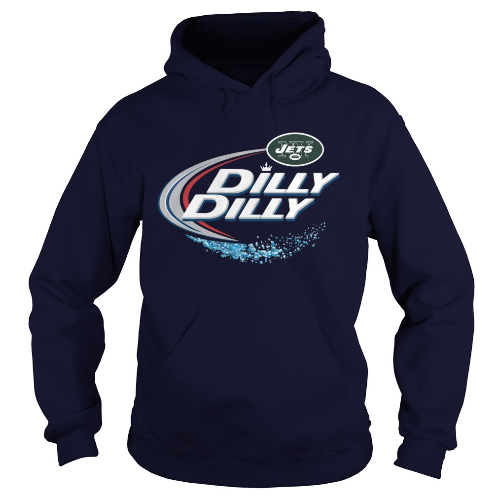Official Dilly Dilly New York Jets Shirt, Hoodie, Sweater And V Neck T Shirt