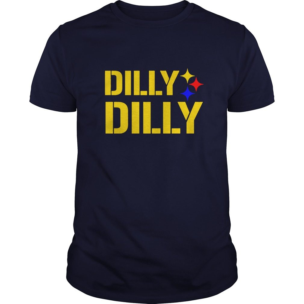Official Dilly Dilly Steelers Shirt, Hoodie, Sweater And V Neck T Shirt