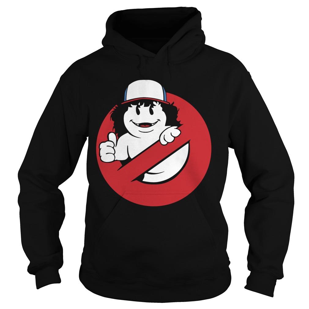 Official Gaten Matarazzo Ghostbuster Tee Shirt