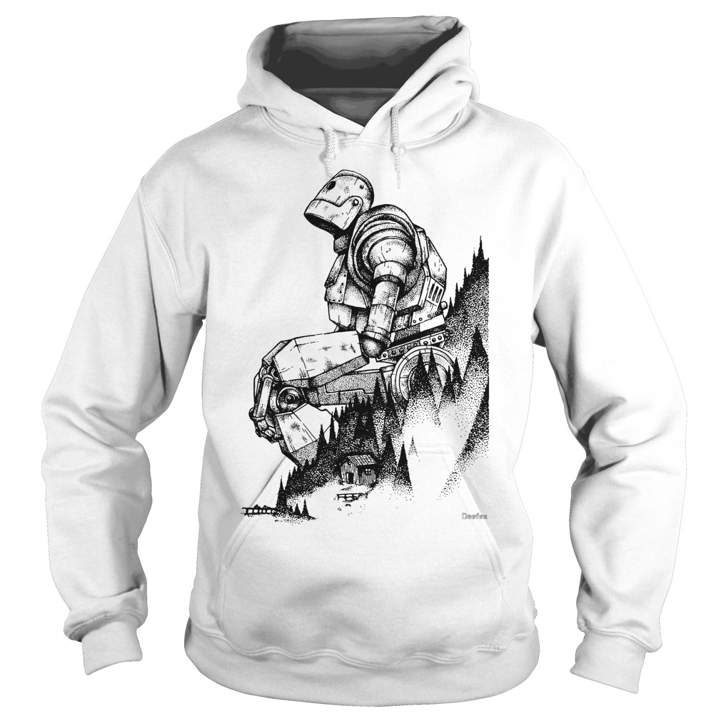 Official Iron Giant Hoodie