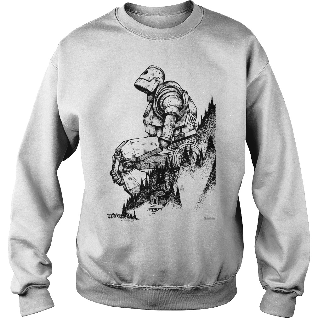 Official Iron Giant Sweater