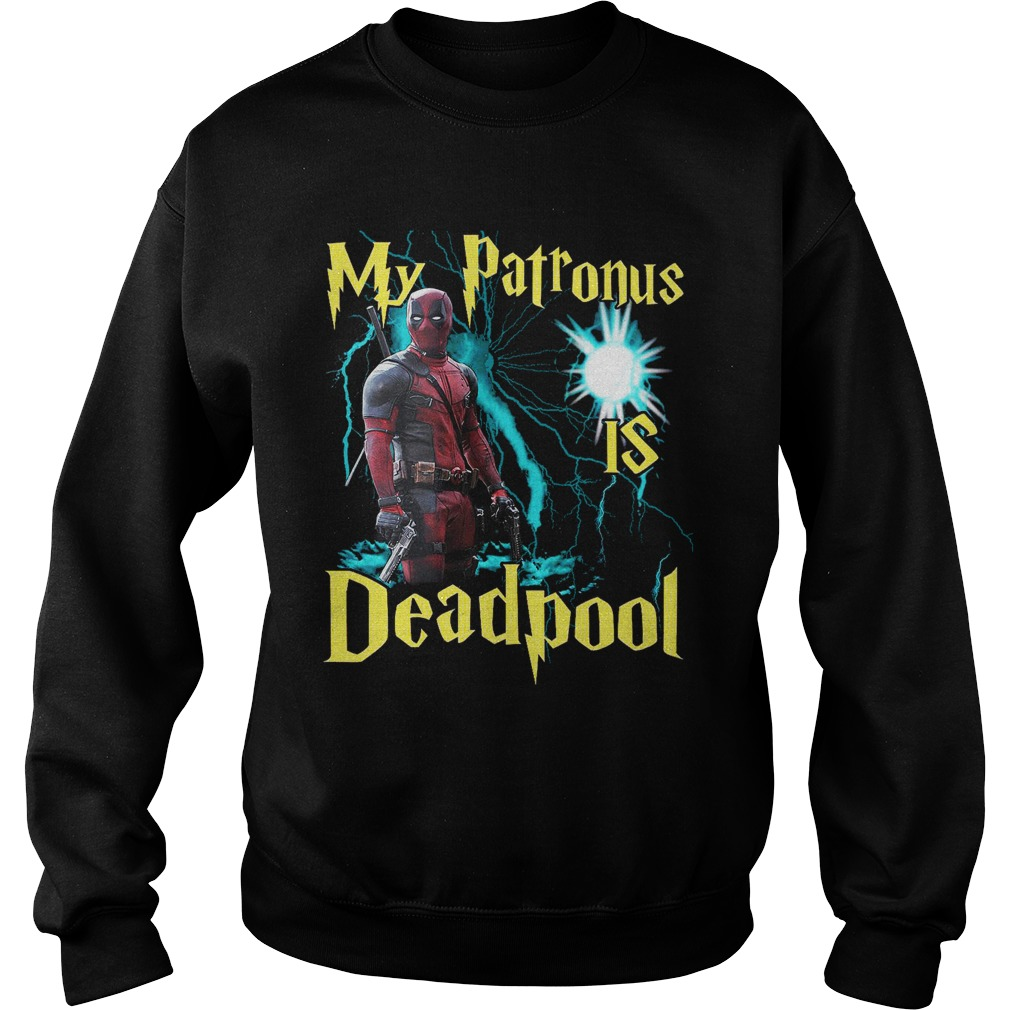 Patronus Deadpool Sweater