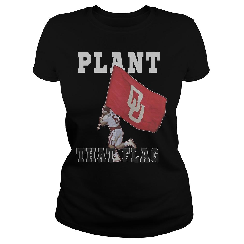Plant That Flag Shirt