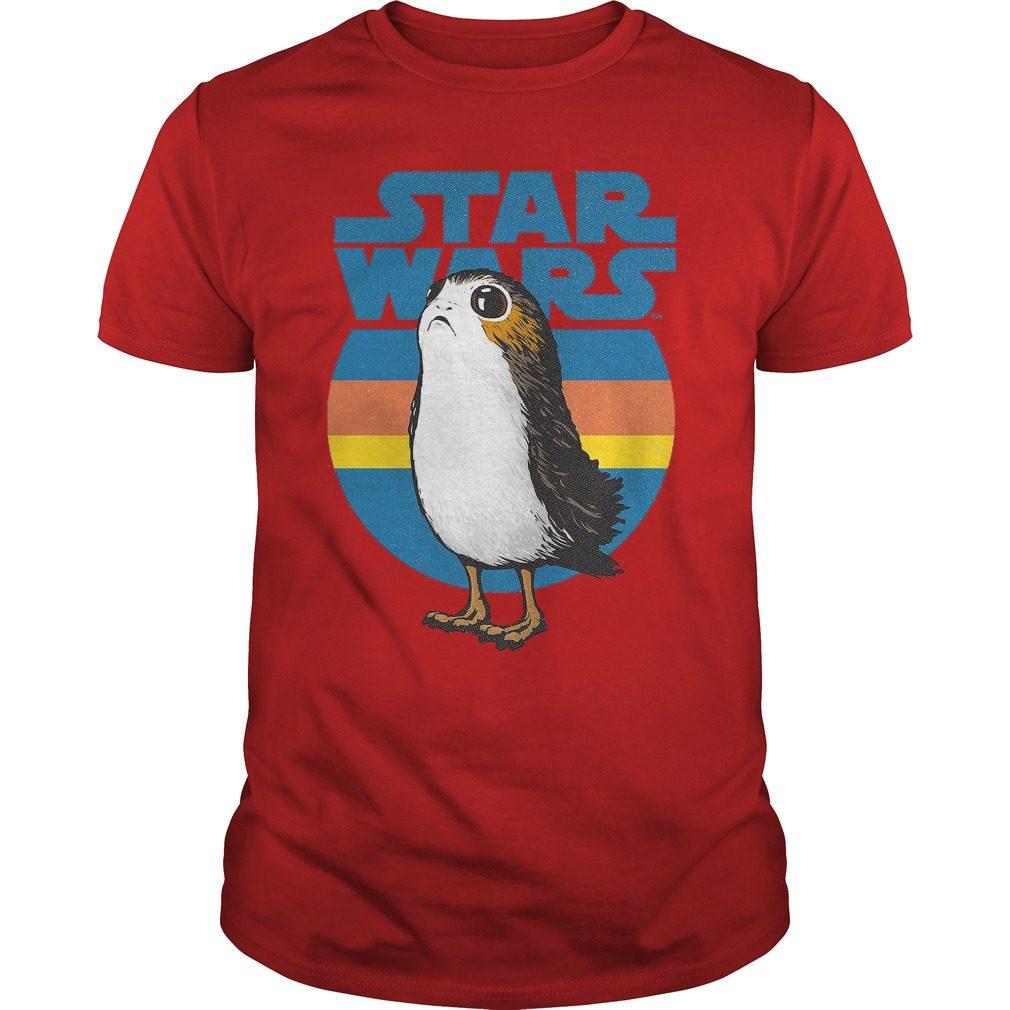 Porg Retro Star Wars Shirt, Hoodie, Sweater And V Neck T Shirt